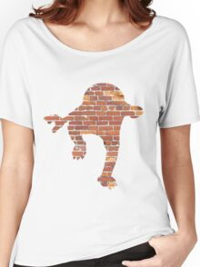 Hitmonlee used Hi Jump Kick Women's Relaxed Fit T-Shirt