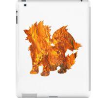 Archanine used Flame Wheel iPad Case/Skin