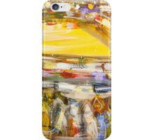 Dawn rush iPhone Case/Skin