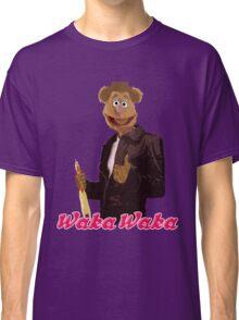 Fonzie Bear Waka Waka Classic T-Shirt