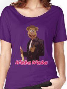 Fonzie Bear Waka Waka Women's Relaxed Fit T-Shirt