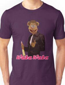 Fonzie Bear Waka Waka Unisex T-Shirt