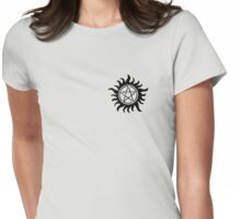 Winchester ♥ Womens Fitted T-Shirt