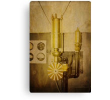 Old Time Machine Canvas Print