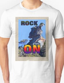 ROCK ON T-Shirt