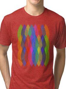 Textured Shapes Tri-blend T-Shirt