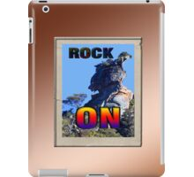 ROCK ON!! iPad Case/Skin