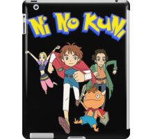 Pokemon + Ni No Kuni = Pokuni? Ninokémon? iPad Case/Skin