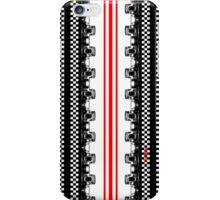 Hot Rod Red iPhone Case/Skin