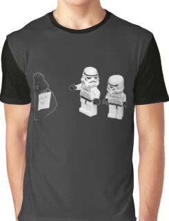 STORMTROOPERS KICK ME STAR WARS   Graphic T-Shirt