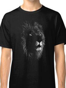 africa lion, lion black shirt Classic T-Shirt