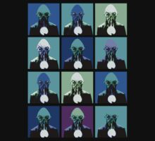 Ood - Warhol by Adam Roper