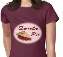 Sweetie Pie 2 Womens Fitted T-Shirt