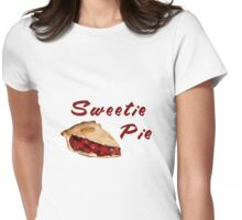 Original Sweetie Pie Womens Fitted T-Shirt