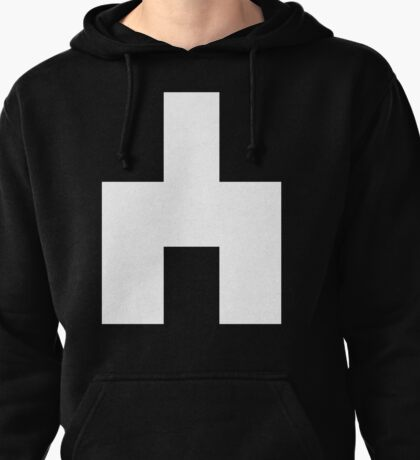 Black Mirror - White Bear Pullover Hoodie