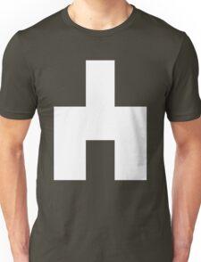Black Mirror - White Bear Unisex T-Shirt