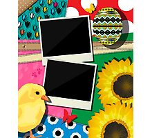 Easter card Photographic Print