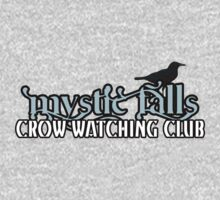 Mystic Falls Crow Watching Club by klwomick