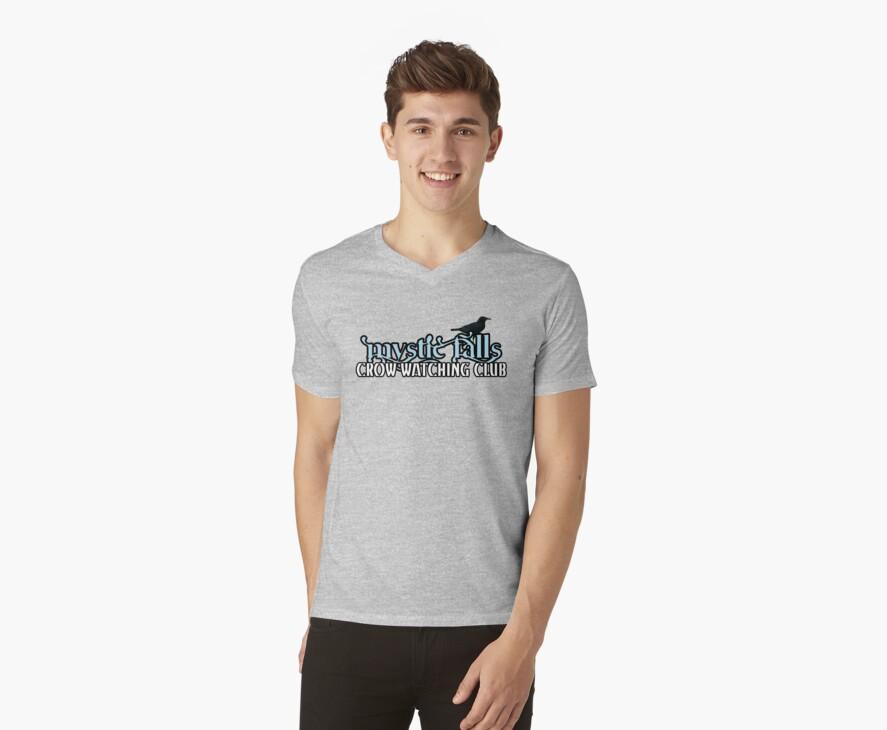 Mystic Falls Crow Watching Club by klwomick
