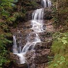 Gentle Waterfall -- Tirol by PeachPark