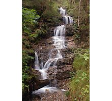 Gentle Waterfall -- Tirol Photographic Print