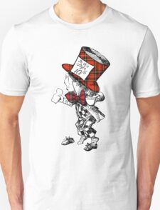 Scottish Mad Hatter T-Shirt Unisex T-Shirt