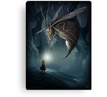 Hunted Canvas Print