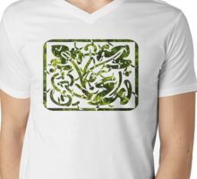 cypress decoration Mens V-Neck T-Shirt