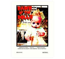 Dawn of the Dolls - Charlotte Art Print