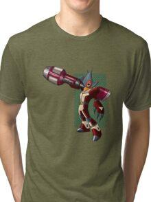 Say Hello to My Little Friend Tri-blend T-Shirt