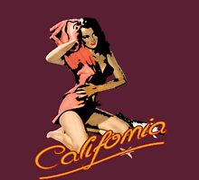 Pinup Girl California Unisex T-Shirt