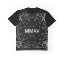 MMXV Graphic T-Shirt