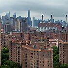 Baruch North - New York City by Joel Raskin