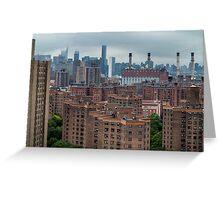 Baruch North - New York City Greeting Card