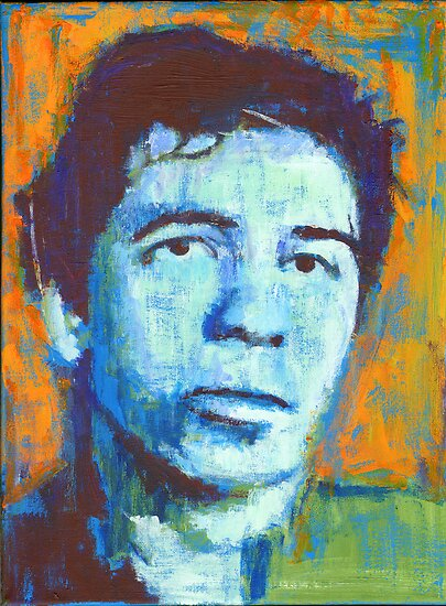 Pete Shelley by borstal