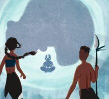 ATLA: Mermaids Sticker