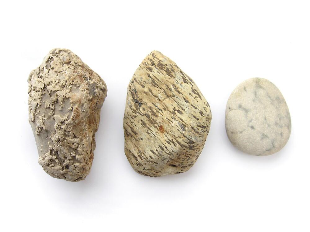 Stone Poem 002 by Jenny Hoople