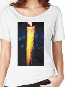 Candle Wax Women's Relaxed Fit T-Shirt