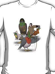 Robin and his merry friends. T-Shirt