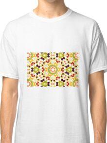 Kaleidoscope Fruit Classic T-Shirt