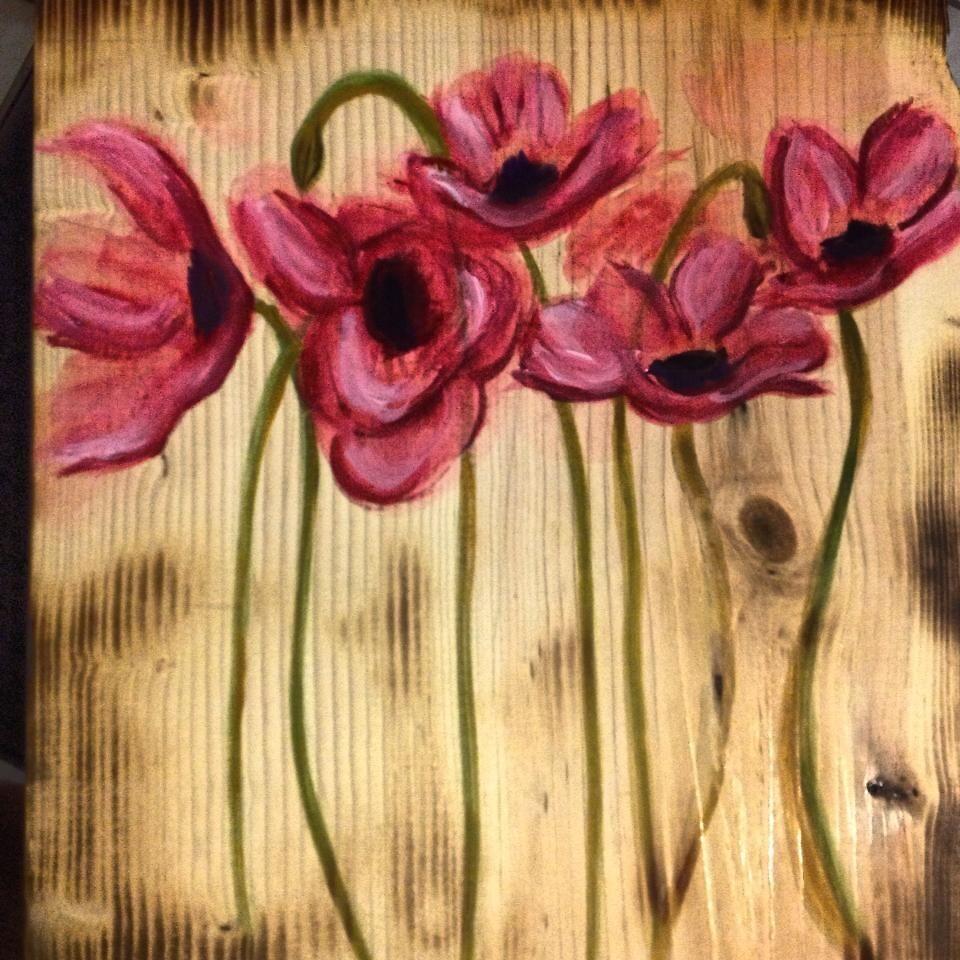 Pink Poppys by Scarter47