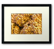 Incognito Framed Print