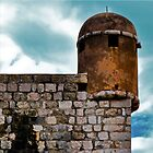Turret With Window by Thomas Barker-Detwiler