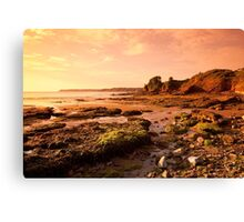Goodrington Sands Canvas Print