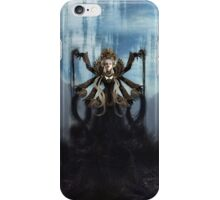 Endless Void Front View iPhone Case/Skin