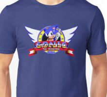 SONIC TITLE SCREEN Unisex T-Shirt