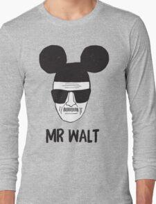 Mr. Walt Long Sleeve T-Shirt