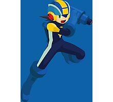 Megaman Battle Network Photographic Print