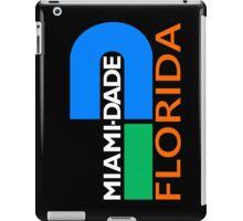MIAMI-DADE iPad Case/Skin