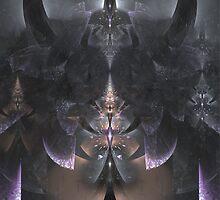 Druids cave  by innacas